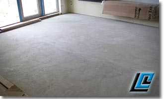 Scarifying Shot Blasting Grinding Concrete Floor Leveling - Self leveling concrete as a finished floor